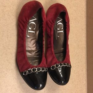 Women AGL size 38 shoes. Very good condition